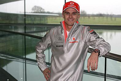 Formule 1: McLaren présentera sa MP4/23 le 7 janvier