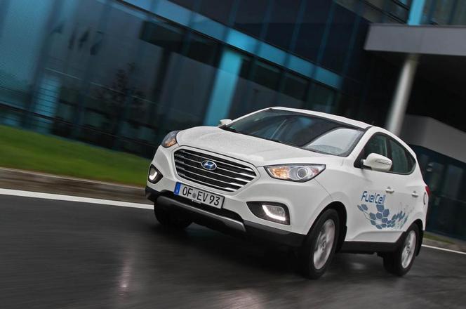 Hyundai France dévoile le tarif de l'ix35 Fuel Cell