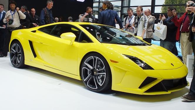 En direct du Mondial 2012 : Lamborghini Gallardo LP 560-4 restylée, la remplaçante attendra