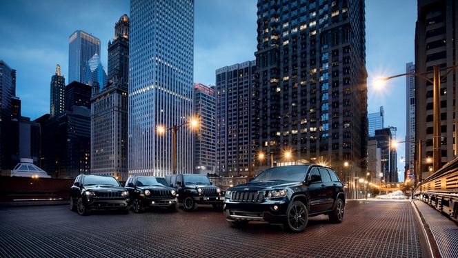 Jeep bat un record de ventes en 2013