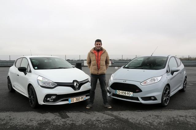 Comparatif vidéo - Ford Fiesta ST200 vs Renault Clio RS Trophy : les deux font la paire