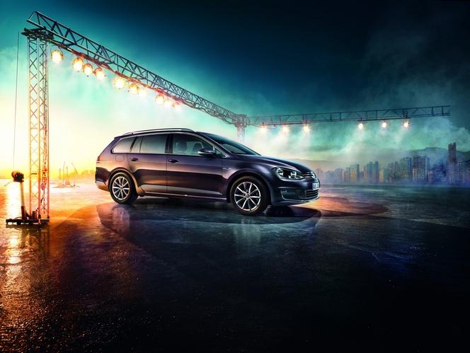 Les Volkswagen Golf Sportsvan et SW reçoivent la série spéciale Lounge