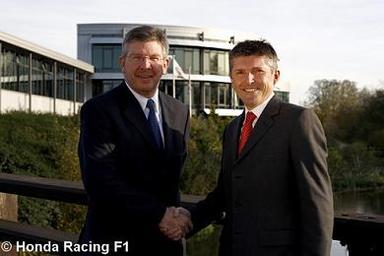 Formule 1: Brawn et Fry proposent le budget plafond à 100 millions
