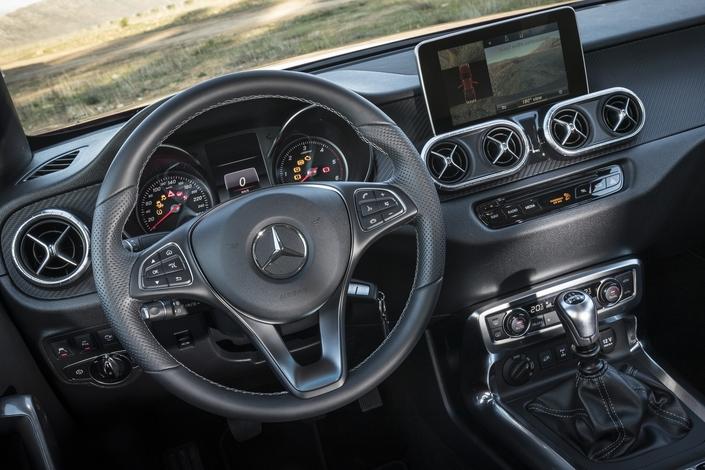 Tout savoir sur le Mercedes Classe X (présentation vidéo)