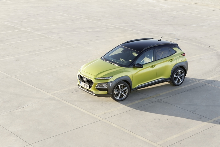Hyundai Kona: un prix de lancement à 22900€