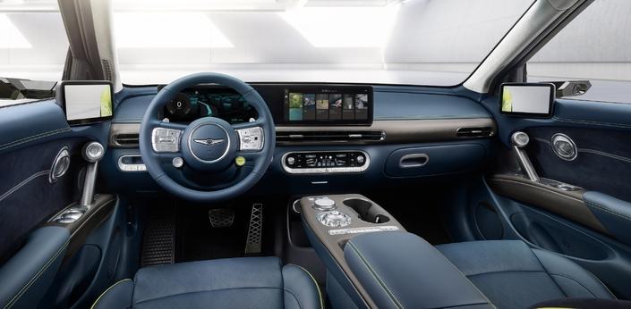 Genesis GV60: the luxury Hyundai Ioniq 5