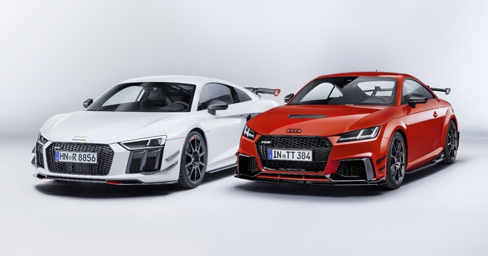 "Audi Sport lance les ""Performance Parts"""