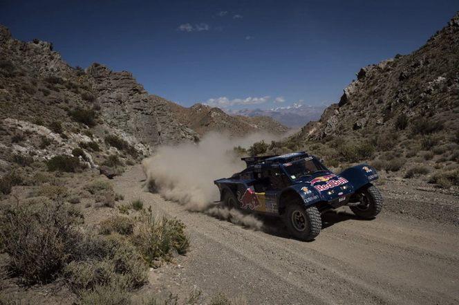 Dakar 2014 - ES4 : Sainz croque les Mini