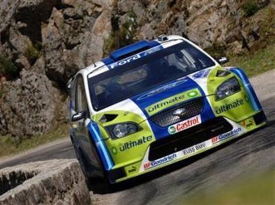 WRC Rallye d'Allemagne: Etape 1: Kronos, les maîtres du temps