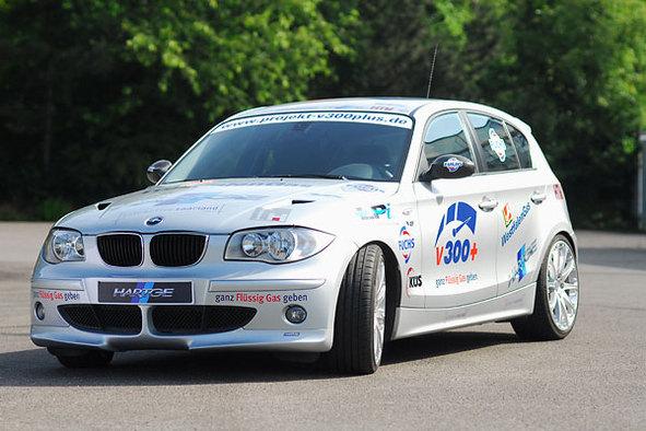 Record de vitesse au GPL : Hartge veut que ça roule vite à bord de la BMW Série 1 !
