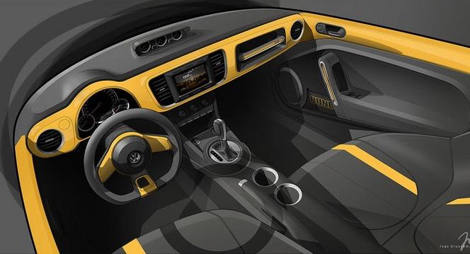 Detroit 2014 : VW Coccinelle Dune Concept, rebelote