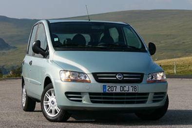 Essai - Nouveau Fiat Multipla : adieu Flipper le dauphin