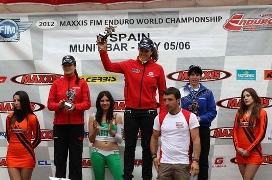 Enduro mondial - Espagne : Laia Sanz s'impose devant Ludivine Puy