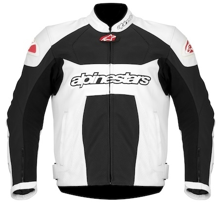 Alpinestars GP Plus: cuir perforé