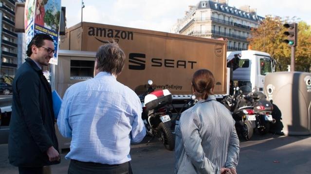 Seat et Amazon : une collaboration qui fonctionne bien