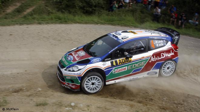 WRC Allemagne Jour 1 : Loeb et Ogier seuls au monde