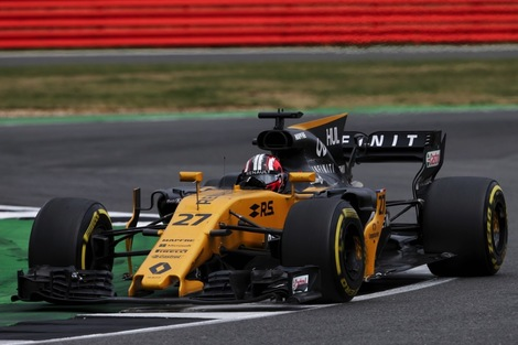 Renault s'est relancé en F1 en 2016.