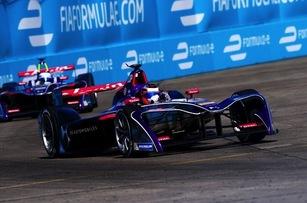DS en Formule E.