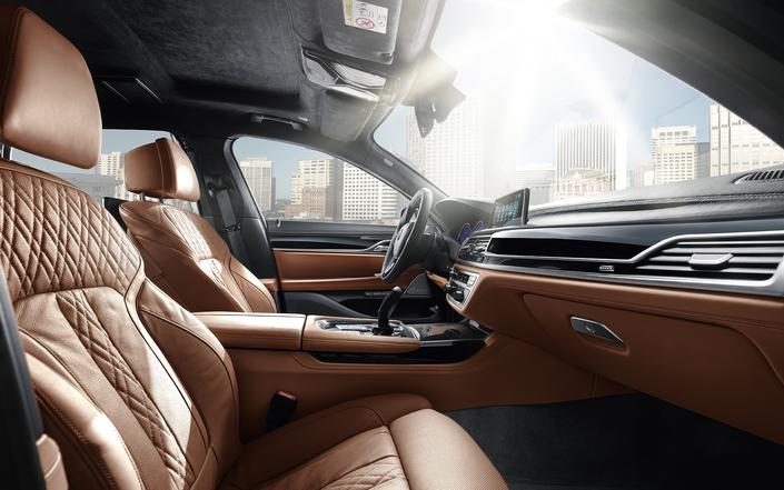 Alpina B7 Biturbo (2017) : la BMW M7 que nous n'avons toujours pas