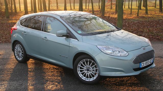 Essai - Ford Focus Electric : l'électrique mature