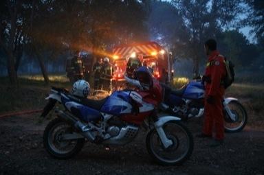 Quand l'ONF dit merci aux motos vertes !