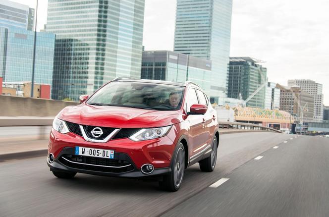 Le Nissan Qashqai élu voiture de l'année par What Car?