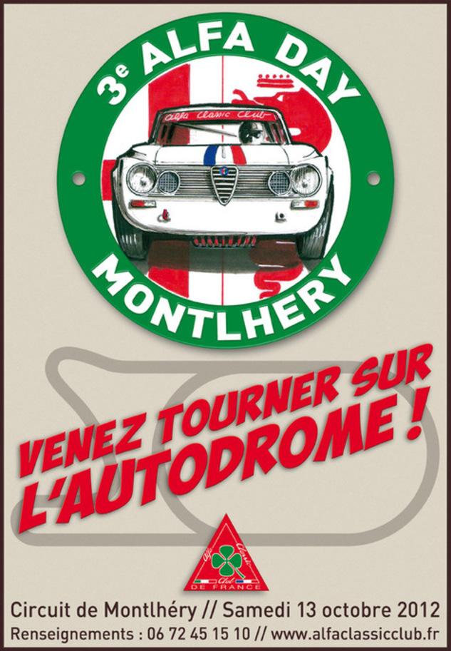 L'Alfa Romeo Giulia fête ses 50 ans à Montlhéry
