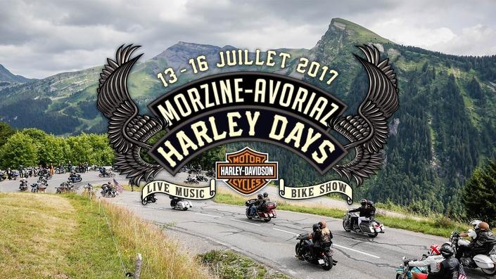 Harley-Davidson: bilan des Morzine-Avoriaz Harley Days 2017