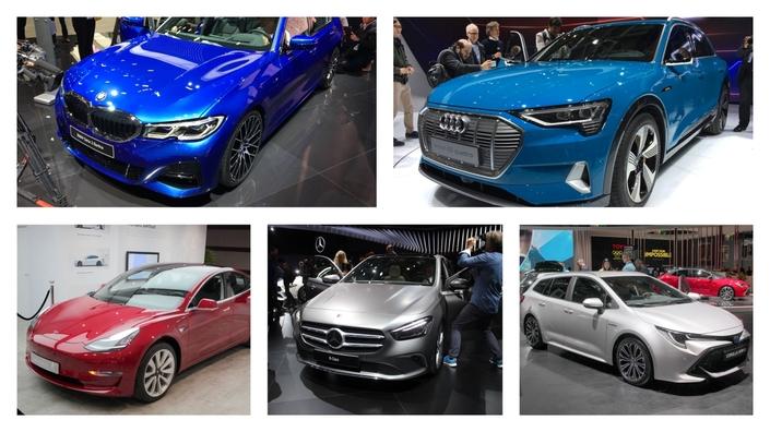 Reportage - Les 5 nouveautés étrangères à ne pas rater au Mondial de l'Auto 2018