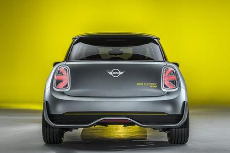 Salon de Francfort 2017 - Mini Electric Concept: Caradisiac vous dévoile la future Mini 100% électrique