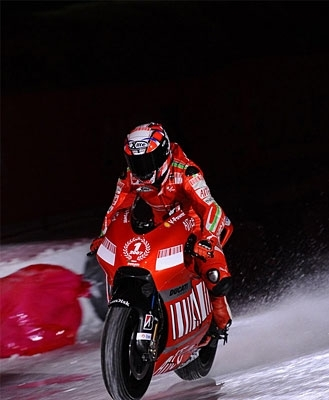 Ducati: Les ambitions 2008-2010