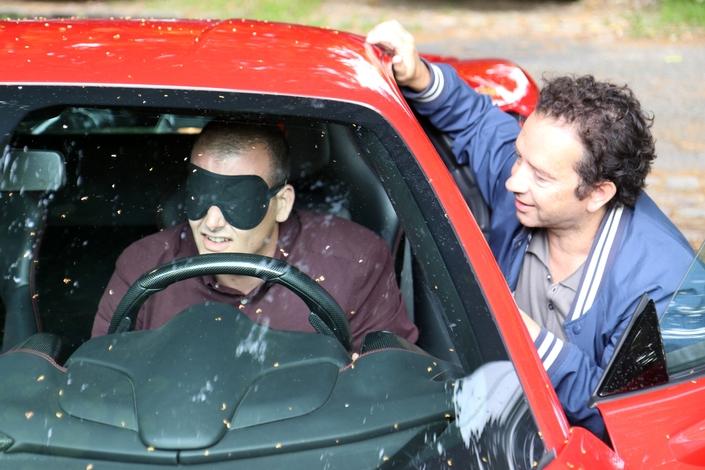 Rendez-vous avec une auto inconnue : à la découverte de la Ferrari 488 GTB
