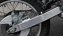 20 ans déja : La 125 Honda CRM remplace l'indestructible MTX