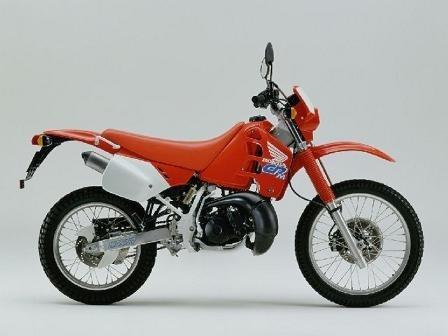moto honda mtx 125