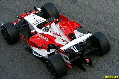 Formule 1 - Toyota: Encore deux ans, et puis c'est tout
