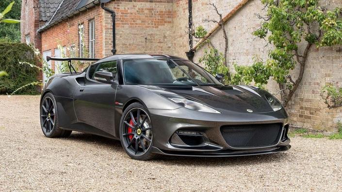 Lotus dévoile la plus puissante des autos de son histoire, l'Evora GT430