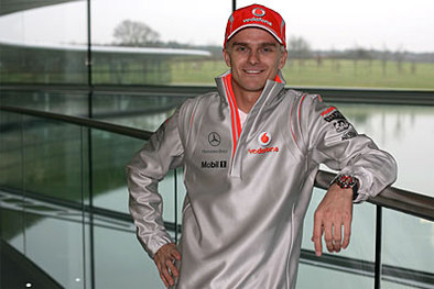 """Formule 1 - Kovalainen: """"Lewis aura un avantage... au début"""""""