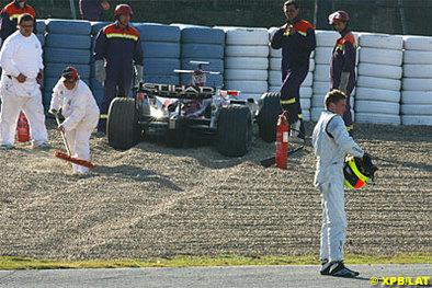 """Formule 1 - Ralf Schumacher: """"ça n'a tout simplement pas marché"""""""