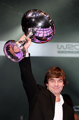 """WRC: Loeb sacré Champion des Champions français par """"l'Equipe"""""""
