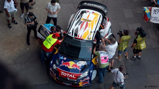 WRC Allemagne : Ogier succède à Loeb