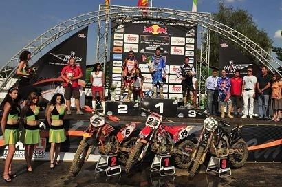 GP Cross à Loket : Un privé gagne le GP MX 1