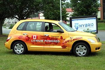 Hybrid Technologies : la Smart et PT Cruiser au lithium dans le programme canadien ecoTECHNOLOGIE