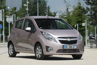 Comparatif Chevrolet Spark - Kia Picanto : citadines délurées