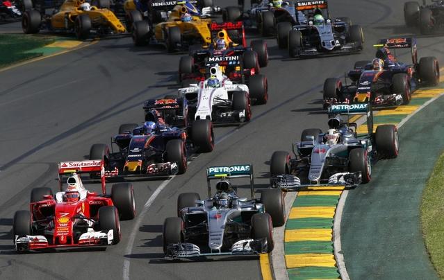 Formule 1 - 15chiffres marquants de la saison 2016