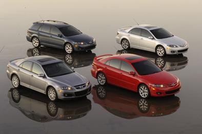 Mazda engrange en Europe