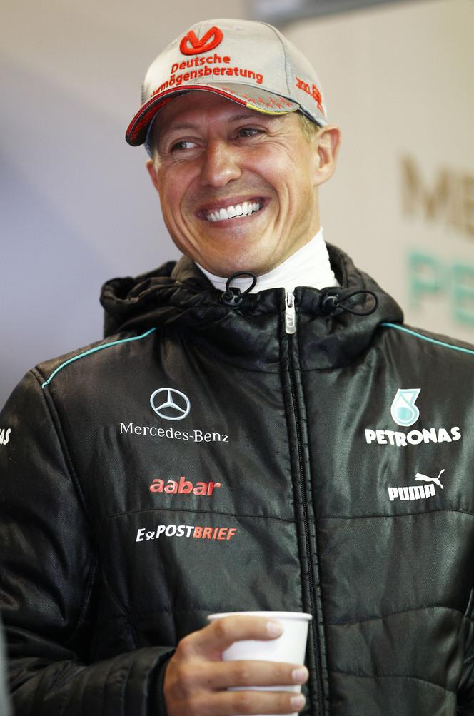 Michael Schumacher annonce officiellement sa (nouvelle) retraite