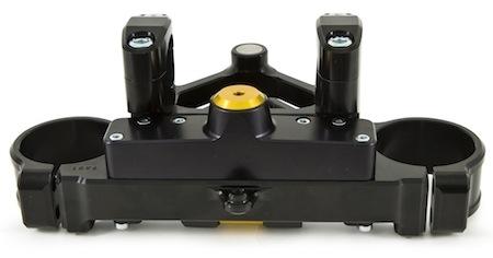 Ohlins S3: un nouveau type d'amortisseur de direction pour le TT