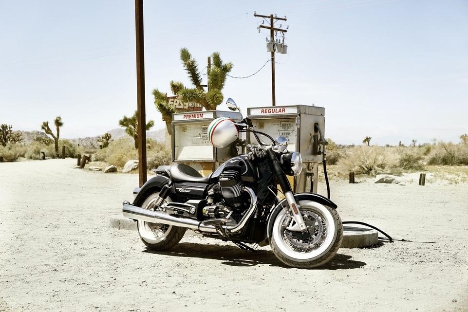 Moto Guzzi: venez tester l'Audace et l'Eldorado du 5 au 7 juin