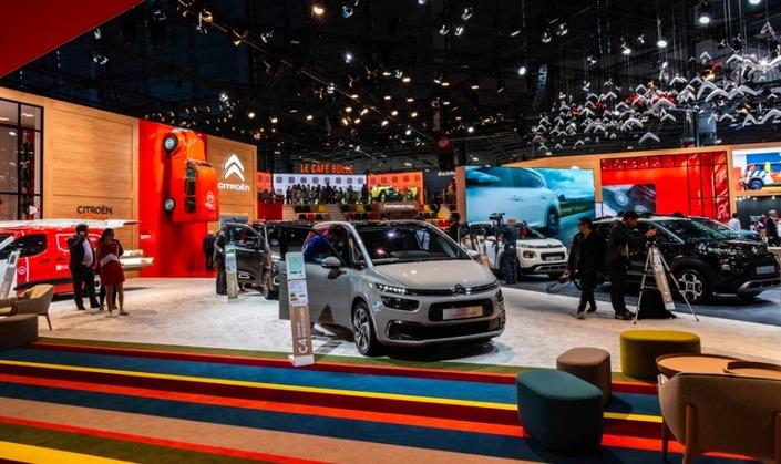 Notre palmarès des stands au Mondial de l'Auto 2018