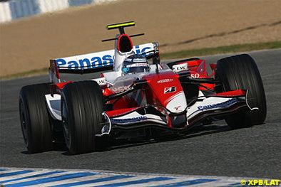 "Formule 1 - Trulli: ""La TF108 sera radicalement différente"""